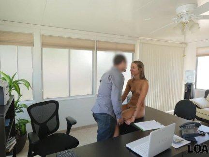 LOAN4K Petite Student Girl Has No Job But Wants To Earn Some Cash