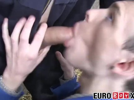 Усадьба красавчик делая анал любовь с европейский гомо