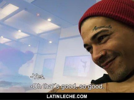 Латинлече-две влюбленные встречаются в монтевидео и трахают сырье