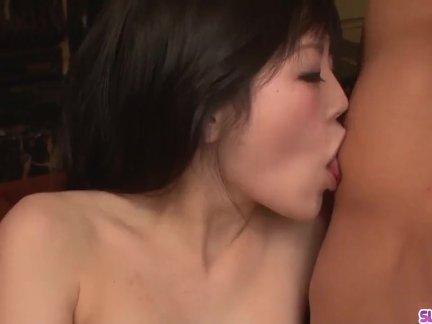 Мега противно азиатский групповой секс для плотно хикару кираме-больше на слурпжп ком