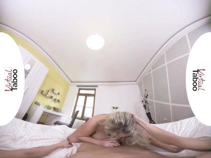 Виртуальный табу-горячая секс урок от грудастая кристал