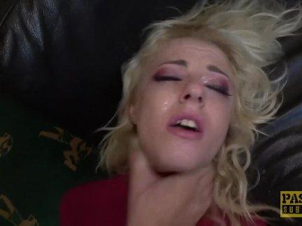 Паскалссубслутс-блондинка суб апреля пейсли анально трахал