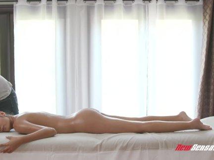 Джанна диор чувственный массаж и трахают
