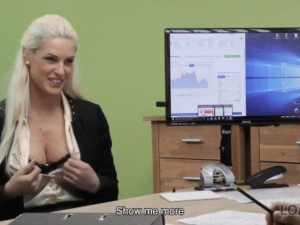 Лоанк. новый интернет-магазин нижнего белья заслуживает грязного секса с кредитным агентом