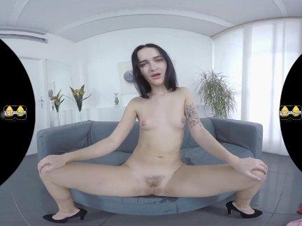 Виртуальная реальность-ссать порно