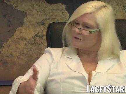 Лацеистарр-доктор бабушка дрочит паскаль белый кончить после секс