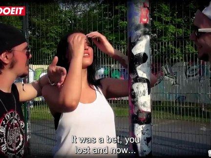Летсдоеит-немецкий камера девушка джоли любовь трахается повезло после проигрышная ставка