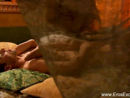 Влюбленные объединяются в древней индии