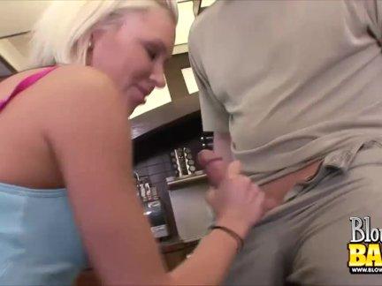 Young Kacey Jordan Likes To Suck Cocks