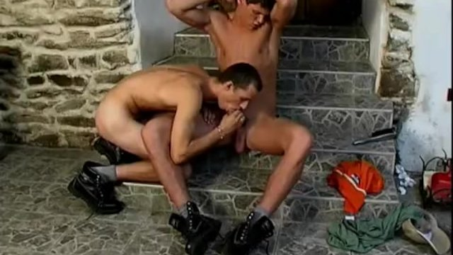 Secret camp fuck hard from