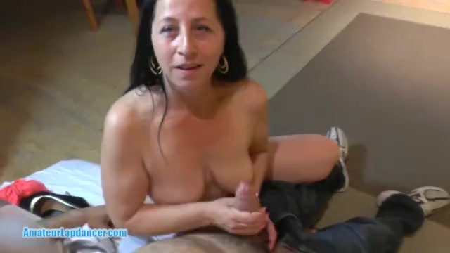 Chubby MILF gets licked  fingered and fucked