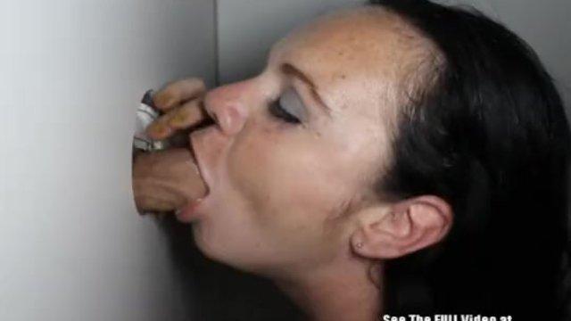 Girls getting deep throats