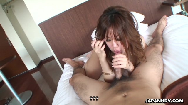 Manami loves the way the cock feels in her