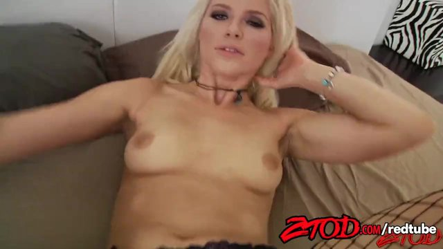 ZTOD - Hottest Blonde POV Fuck
