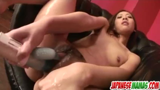 Toy porn stimulation for cock sucking Saki