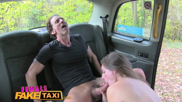 Female Fake Taxi Stud Gets Balls Deep In Sexy Drivers Wet X Hamster 1