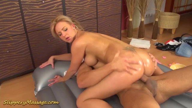 hot slippery nuru massage sex