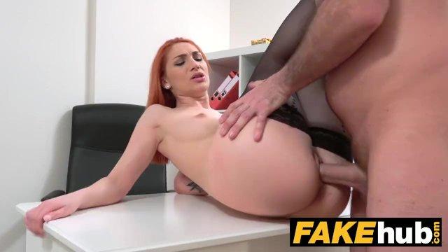 Horúce ryšavky v porno