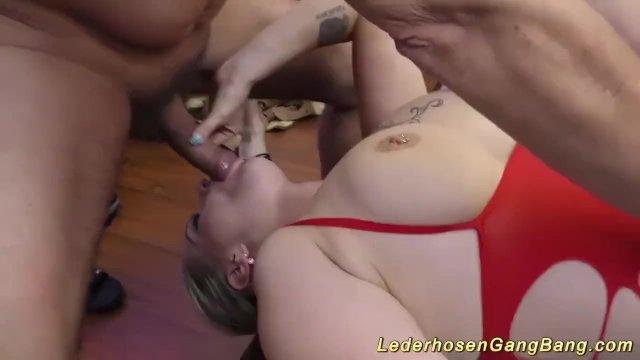 Lihava orgia videot