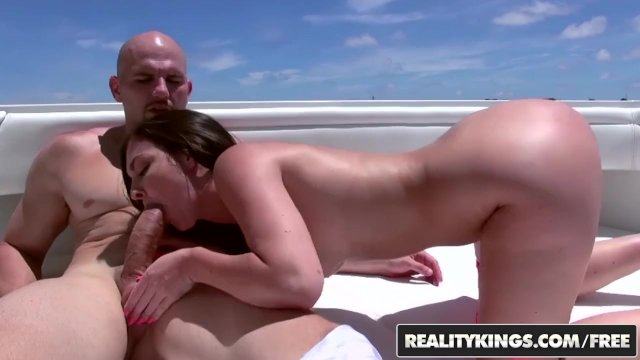 Reality Kings - Brittany Shae - Boats  big butts and ass fucks