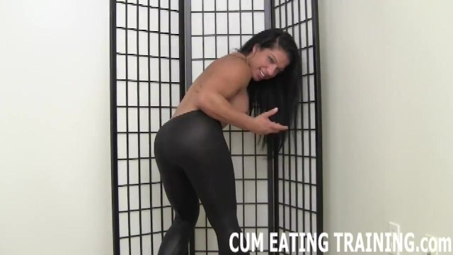 Cum Eating And POV Femdom Videos