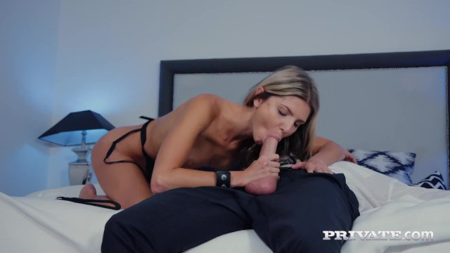 Private - Submissive Gina Gerson Gets Banged Anally!