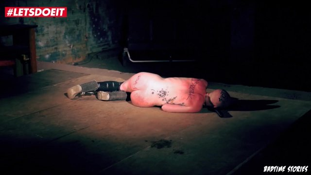 LETSDOEIT - Rough Bondage & Abuse Fantasies for Kinky German Teen