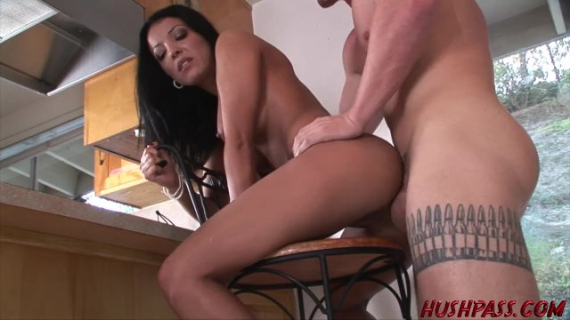 Maya Gets Her MILF Ass Filled with Hard Cock