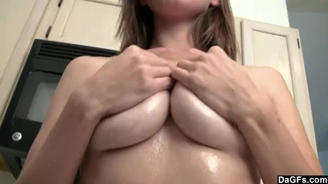 Absolutely Stunning Teen Likes To Tease And Show Her Ass And Pussy