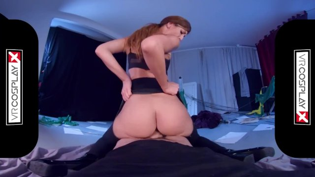 VRCosplayX Sarah Connor Is Hungry Of Terminator s Dick