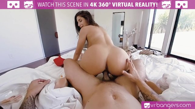 VRBangers Abella Danger Takes a Big Dick Inside Her Hot Wet Pussy
