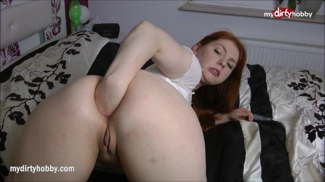 MyDirtyHobby - Little Nicky hot solo anal fisting
