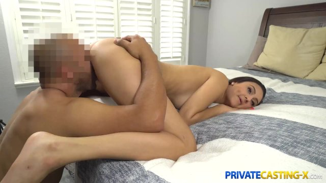 Private Casting X - Eliza Ibarra - Unshaved nubile casting fuck