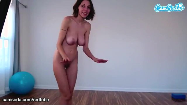 Camsoda - HopelessSoFrantic Big Tit Amateur on Cam