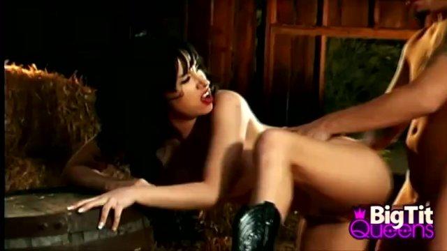 Busty Ranch Girl Kelly Erikson Fucking