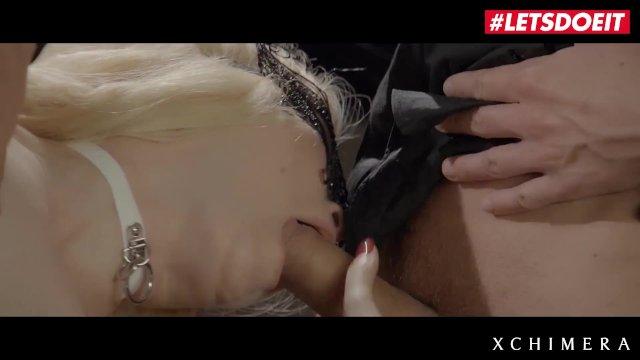 XChimera - Misha Cross Polish MILF Drilled In Fantasy Threesome - LETSDOEIT