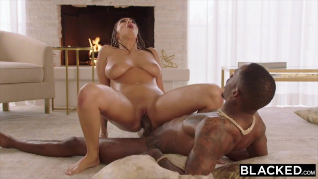 BLACKED Bored housewife needs her personal trainer s BBC