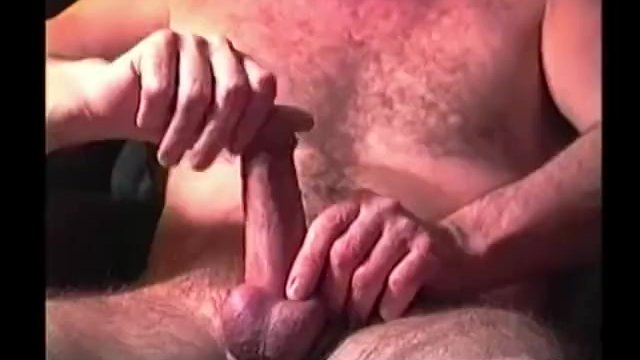 Amateur Mature Man Deacon Beats Off