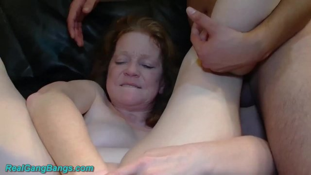 66 years old mom first fist fuck orgy