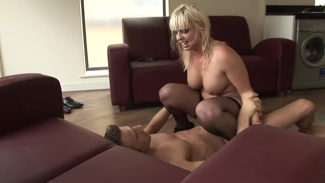 PASCALSSUBSLUTS - UK Blondie Loz Lorrimar Riding Cock Before Cumshot