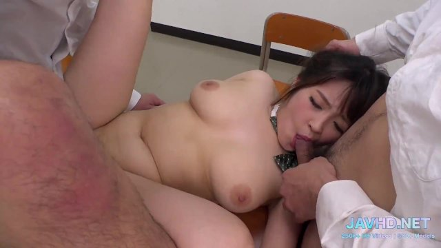 Real Japanese Group Sex Uncensored Vol 70 on JavHD Net