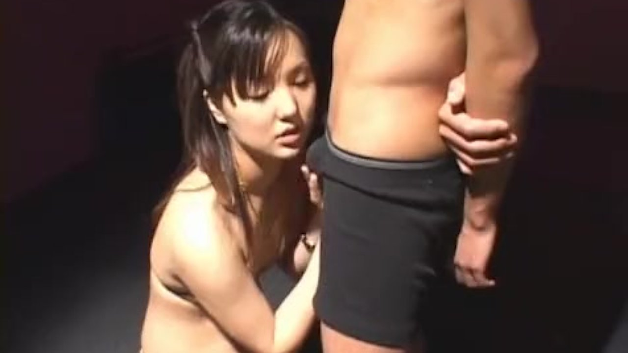 Hot japanese slut rimming some guy