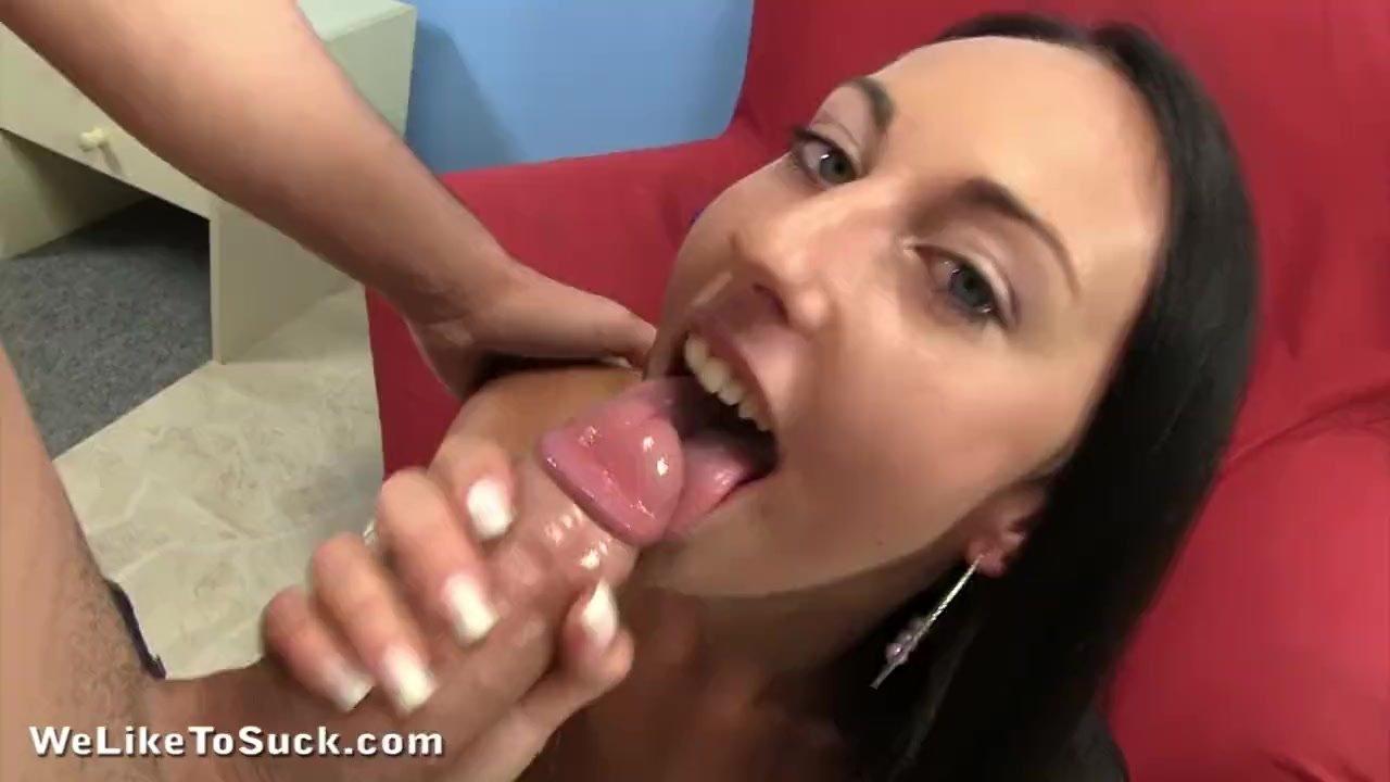 Tounge piercing and blow job xxx pics