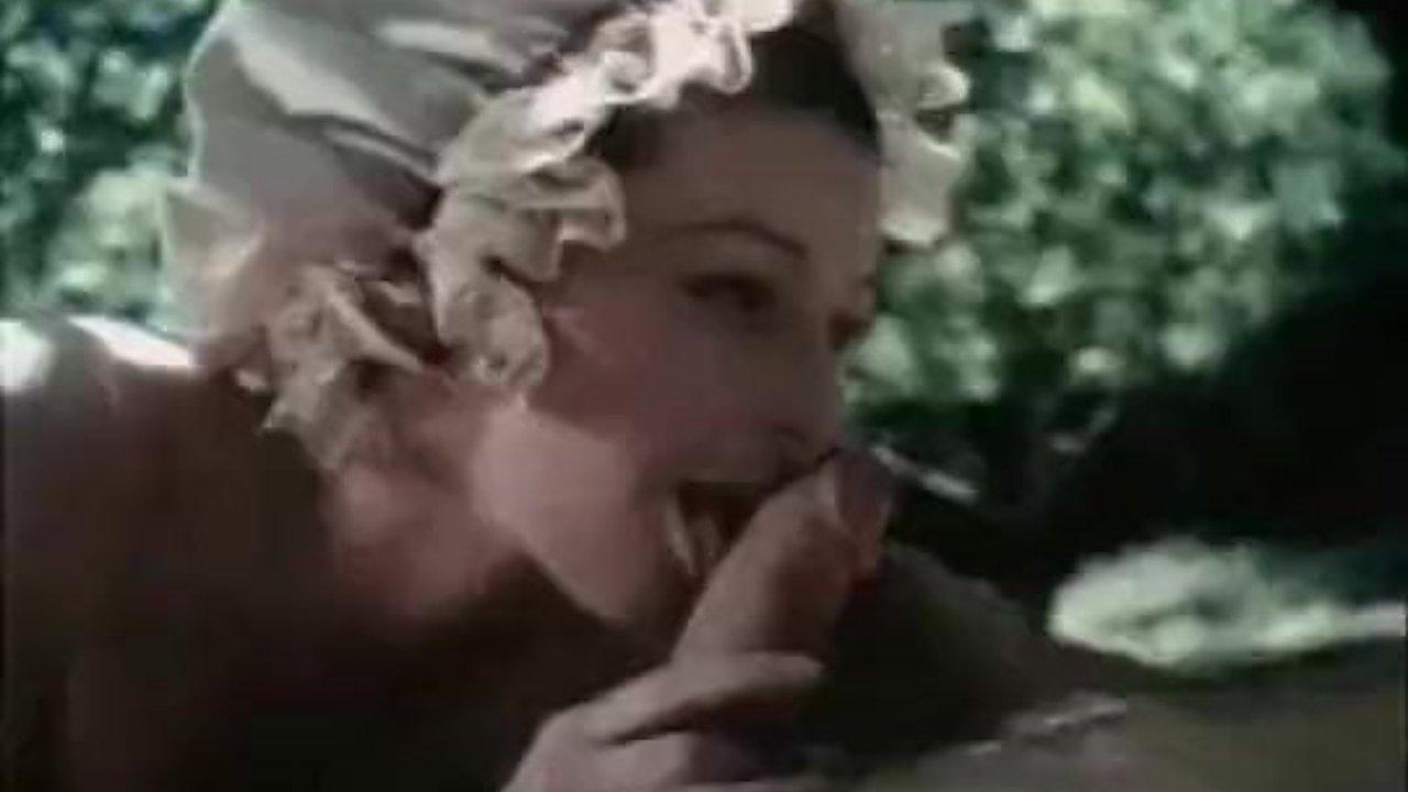 Classic Porn Outdoor Sex Fun