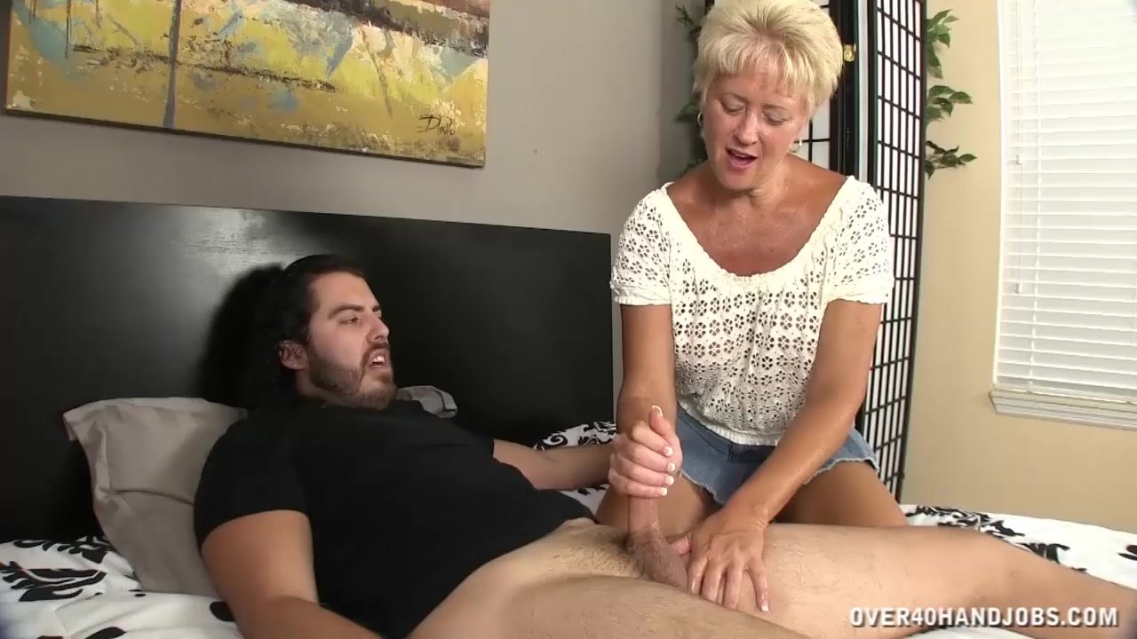 My sexy man jacking off to our porn videos
