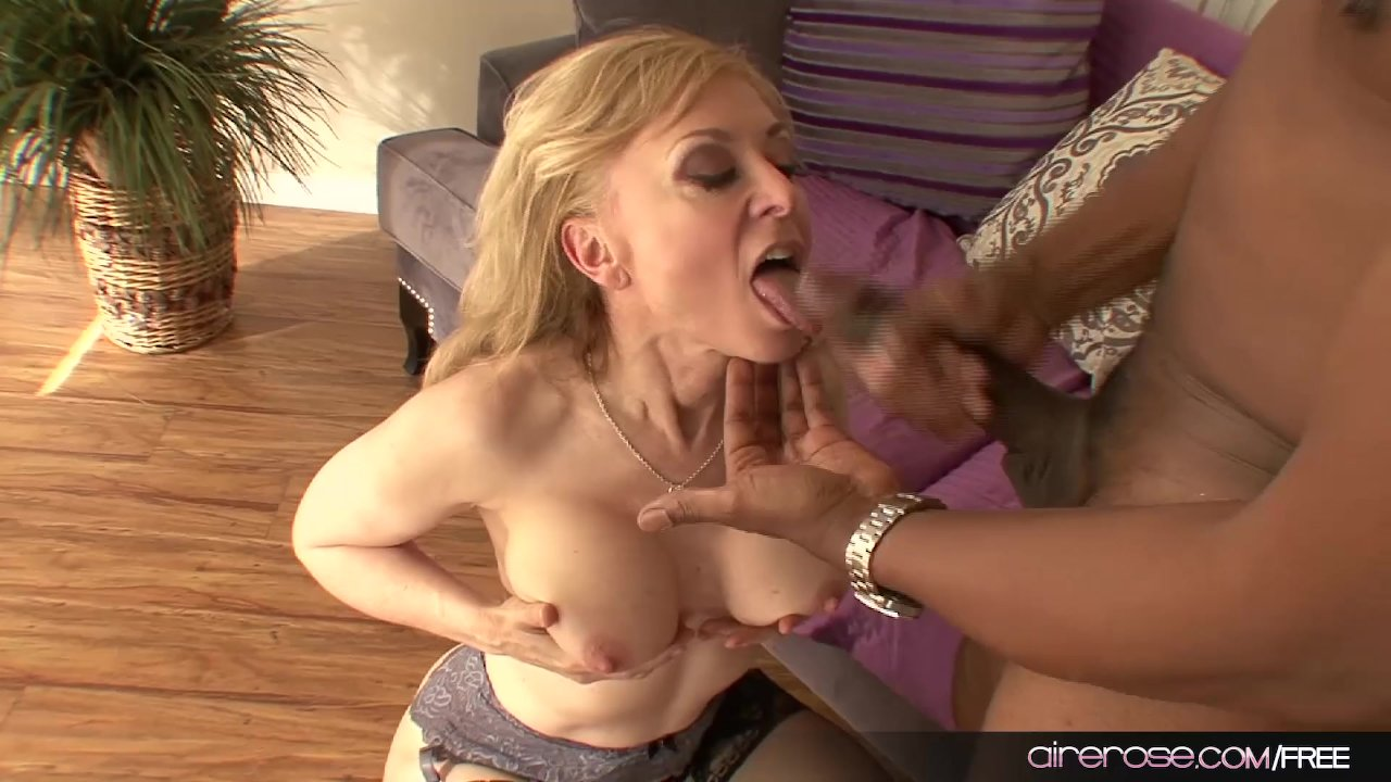 Airerose Legendary MILF Nina Hartley Rides a