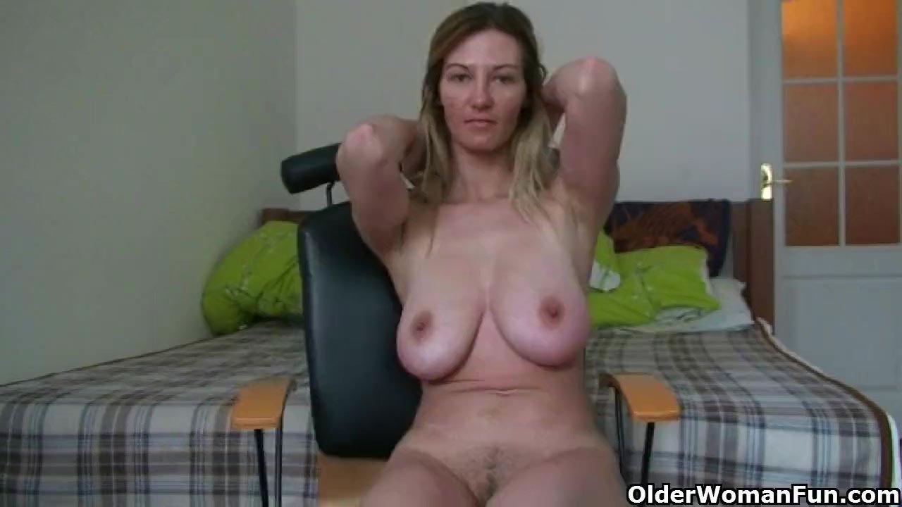 Asian Solo Dildo Masturbation