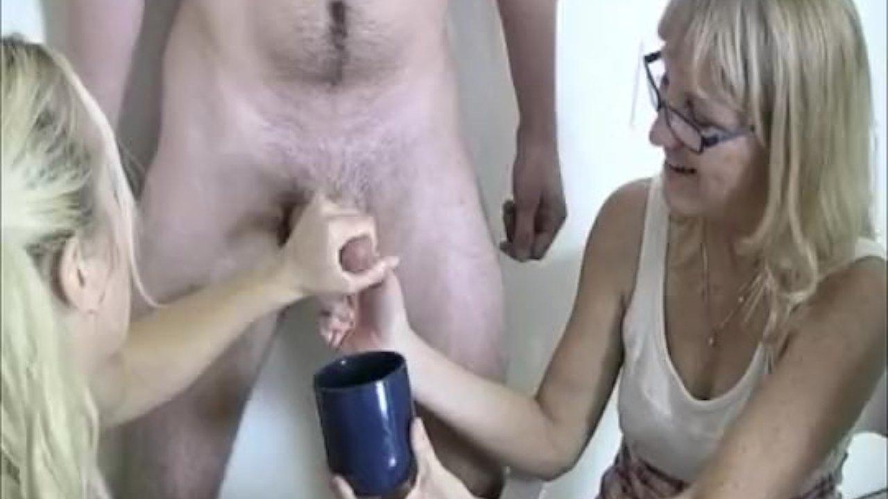 Mari Sasaki sucks a hairy cock