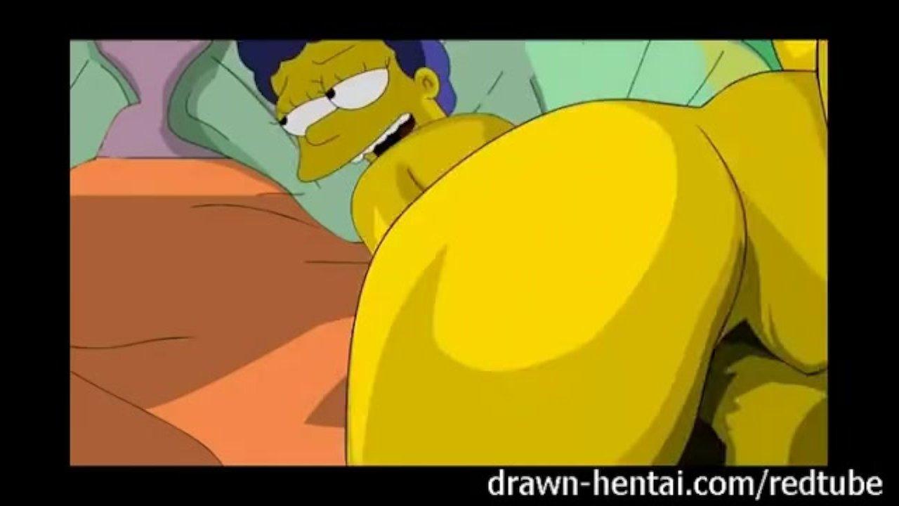 Cleveland Brown cartoon sesso