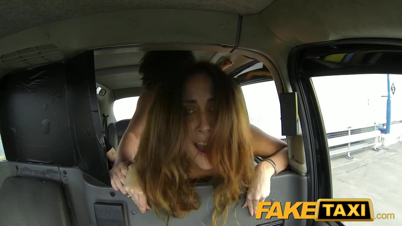 FakeTaxi Swingers love to watch big taxi cock